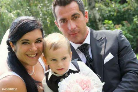 Il matrimonio di Erika e Marco a Cavour, Torino 3