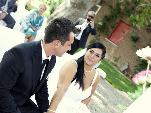 Il matrimonio di Erika e Marco a Cavour, Torino 16