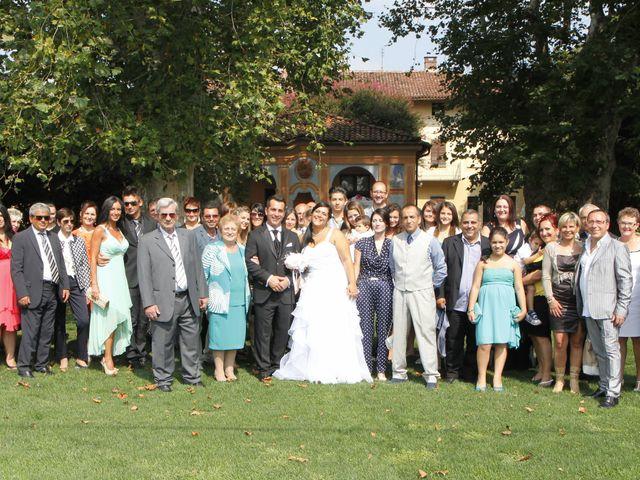 Il matrimonio di Erika e Marco a Cavour, Torino 20