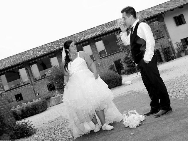 Il matrimonio di Erika e Marco a Cavour, Torino 36