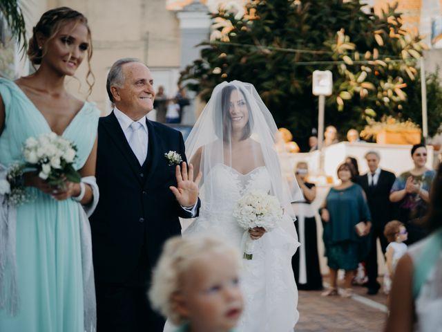 Il matrimonio di Alessandro e Susanna a Salerno, Salerno 20