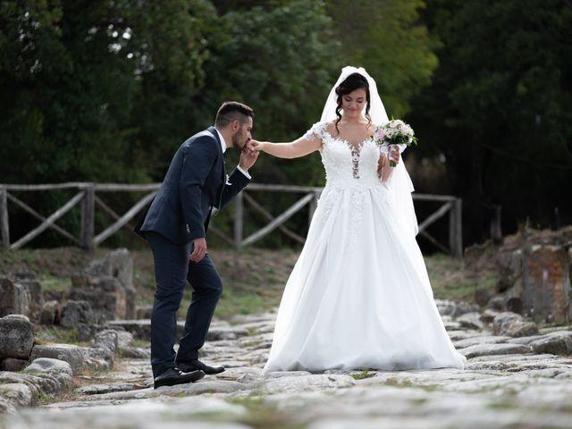 Le nozze di Regina e Luca