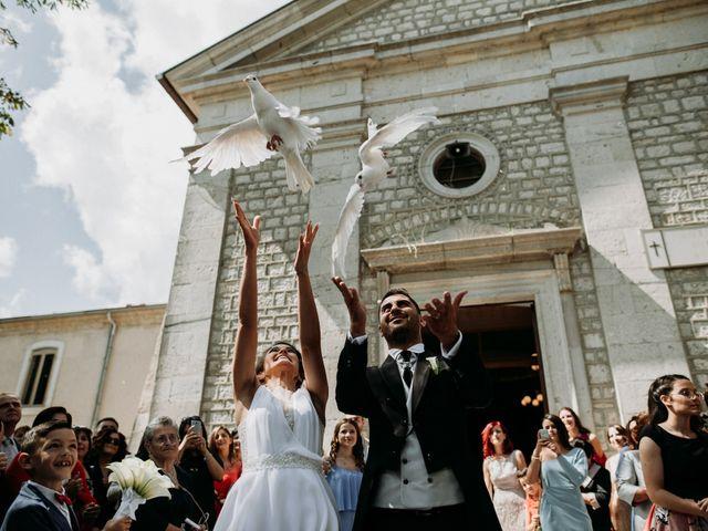 Il matrimonio di Massimiliano e Maria a Colle Sannita, Benevento 23