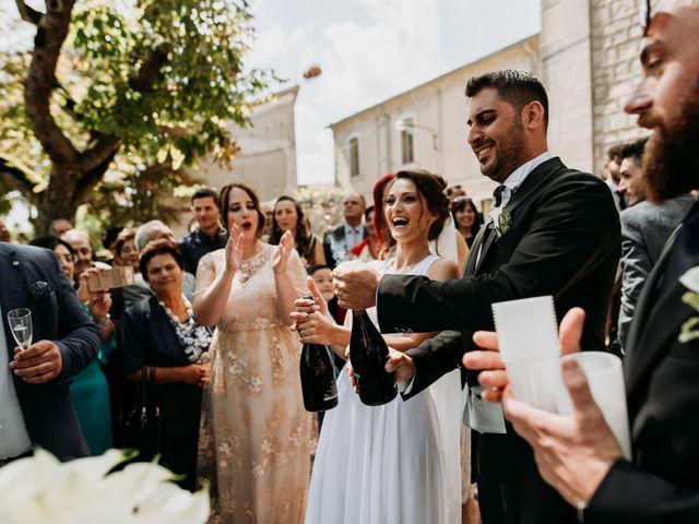 Il matrimonio di Massimiliano e Maria a Colle Sannita, Benevento 24
