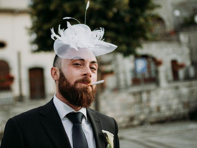 Il matrimonio di Massimiliano e Maria a Colle Sannita, Benevento 29