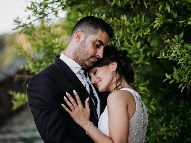 Il matrimonio di Massimiliano e Maria a Colle Sannita, Benevento 31