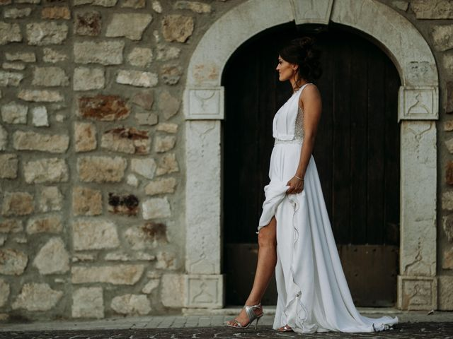 Il matrimonio di Massimiliano e Maria a Colle Sannita, Benevento 34