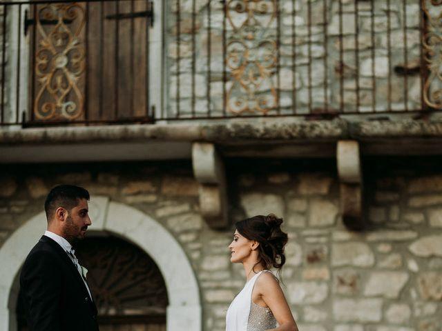 Il matrimonio di Massimiliano e Maria a Colle Sannita, Benevento 35
