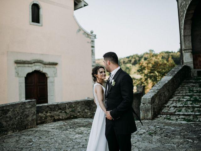Il matrimonio di Massimiliano e Maria a Colle Sannita, Benevento 37