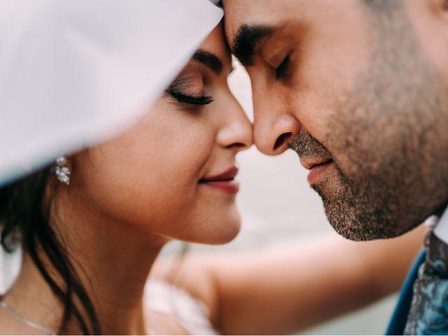Le nozze di Yalda e Sarif