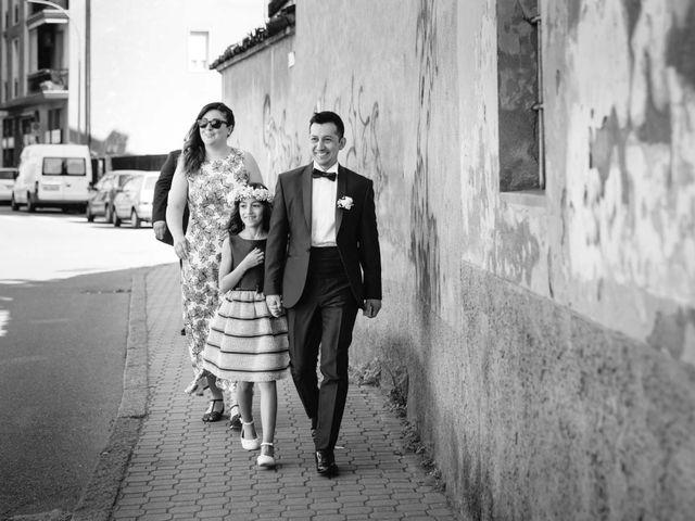 Il matrimonio di Jesus e Sara a Robecco sul Naviglio, Milano 10