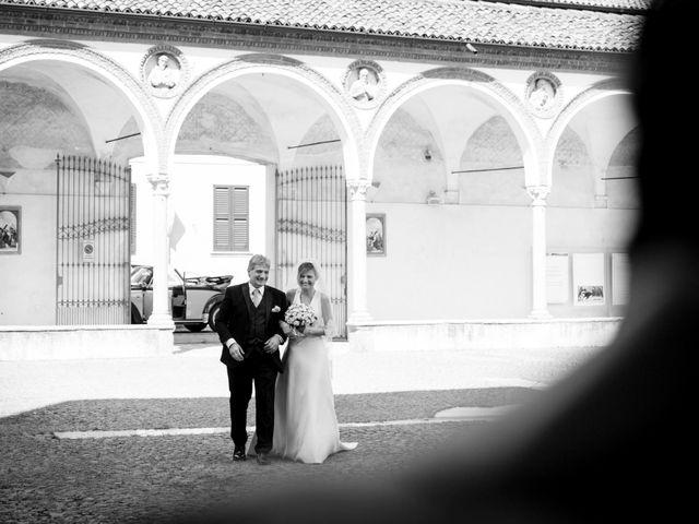 Il matrimonio di Jesus e Sara a Robecco sul Naviglio, Milano 12