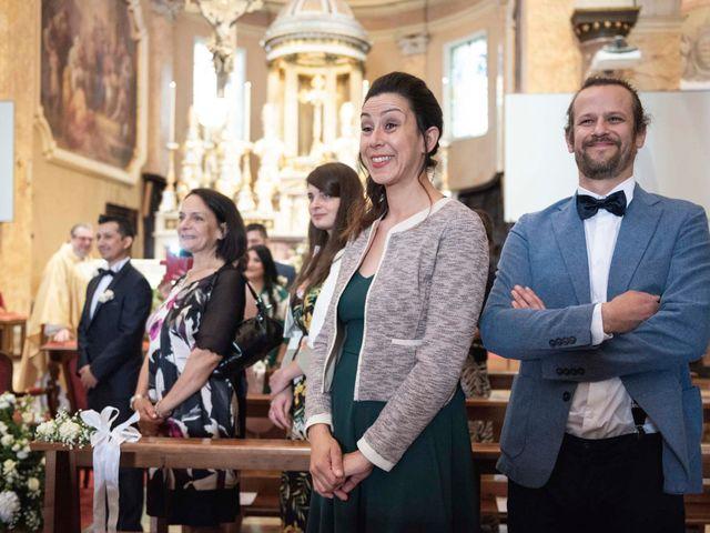 Il matrimonio di Jesus e Sara a Robecco sul Naviglio, Milano 14