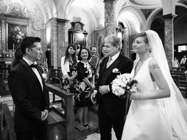 Il matrimonio di Jesus e Sara a Robecco sul Naviglio, Milano 16