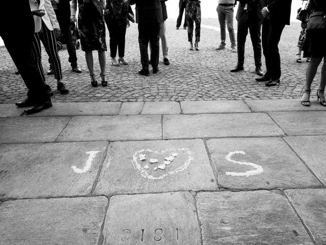 Il matrimonio di Jesus e Sara a Robecco sul Naviglio, Milano 17