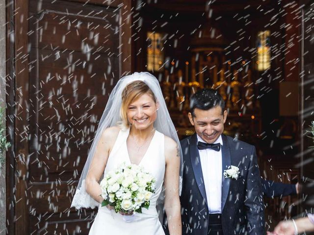 Il matrimonio di Jesus e Sara a Robecco sul Naviglio, Milano 18