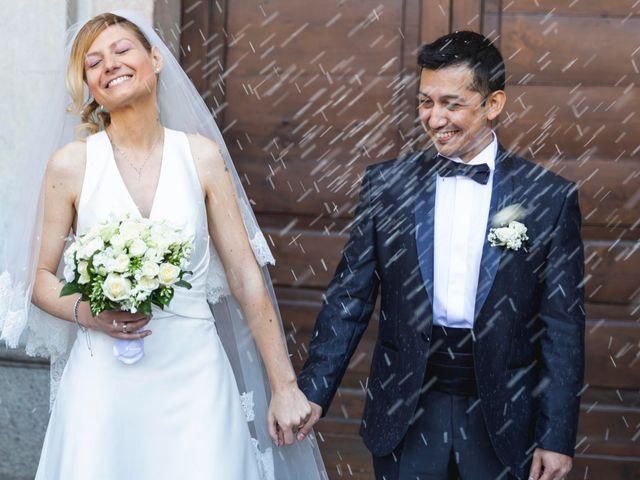Il matrimonio di Jesus e Sara a Robecco sul Naviglio, Milano 19