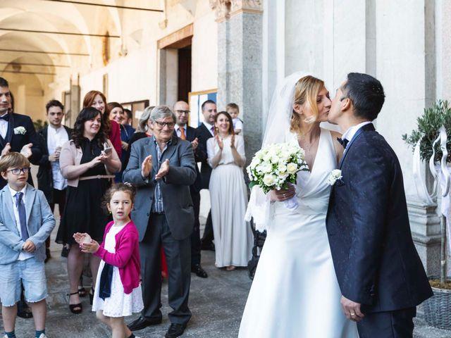 Il matrimonio di Jesus e Sara a Robecco sul Naviglio, Milano 20