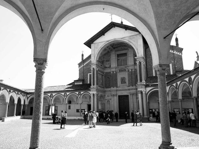 Il matrimonio di Jesus e Sara a Robecco sul Naviglio, Milano 22