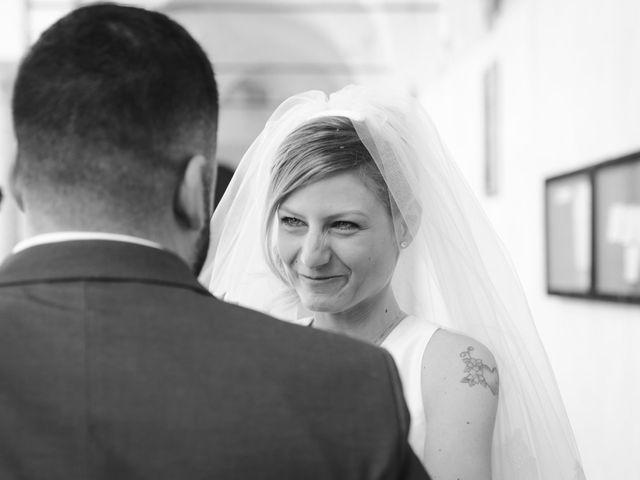 Il matrimonio di Jesus e Sara a Robecco sul Naviglio, Milano 23