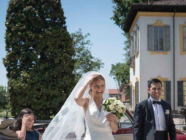 Il matrimonio di Jesus e Sara a Robecco sul Naviglio, Milano 33