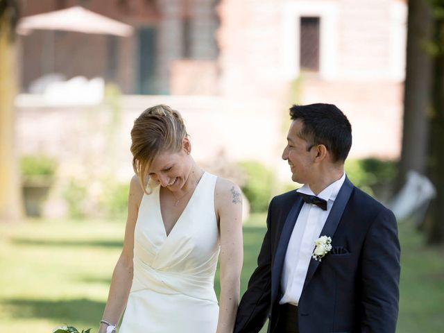 Il matrimonio di Jesus e Sara a Robecco sul Naviglio, Milano 42