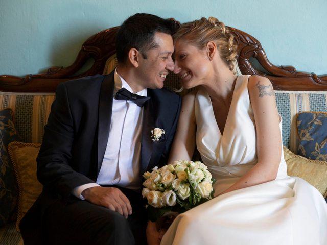 Il matrimonio di Jesus e Sara a Robecco sul Naviglio, Milano 50