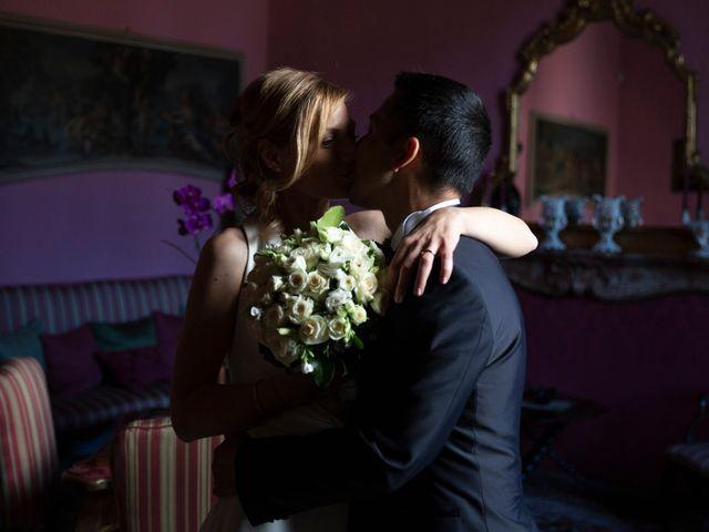 Il matrimonio di Jesus e Sara a Robecco sul Naviglio, Milano 57
