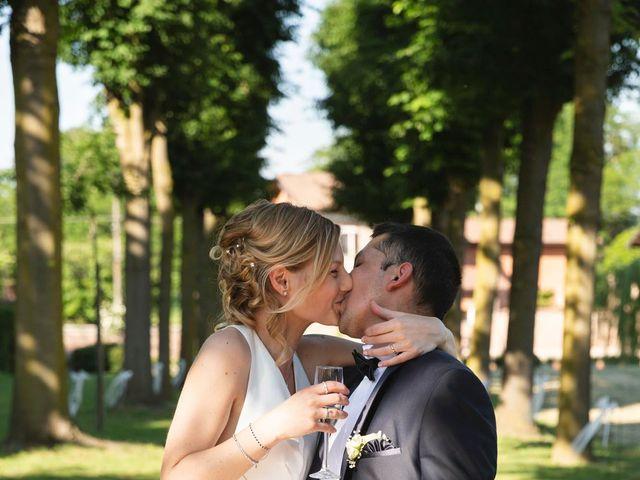 Il matrimonio di Jesus e Sara a Robecco sul Naviglio, Milano 74