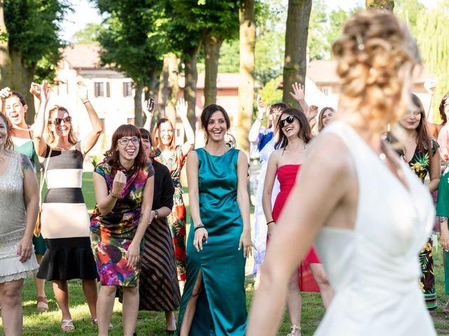 Il matrimonio di Jesus e Sara a Robecco sul Naviglio, Milano 75