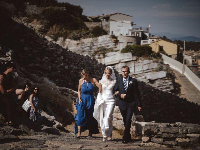 Il matrimonio di Marco e Valentina a Portovenere, La Spezia 7