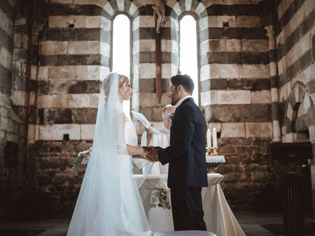 Il matrimonio di Marco e Valentina a Portovenere, La Spezia 12