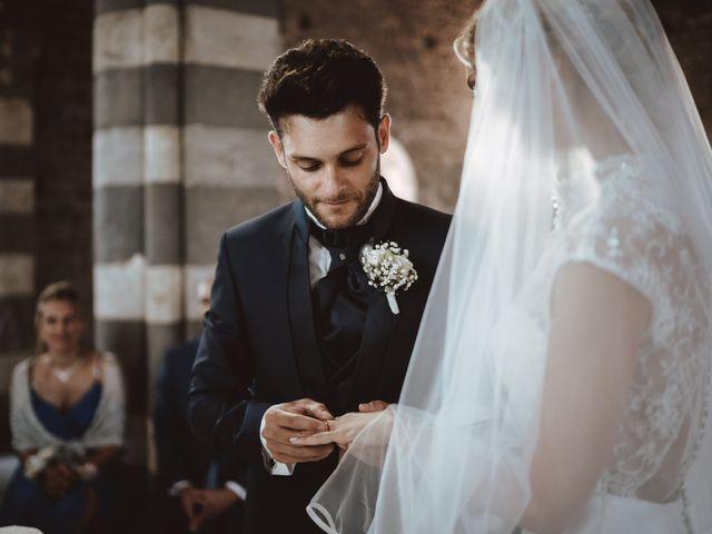 Il matrimonio di Marco e Valentina a Portovenere, La Spezia 13