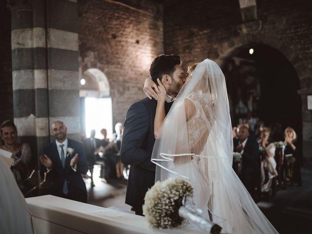 Il matrimonio di Marco e Valentina a Portovenere, La Spezia 14