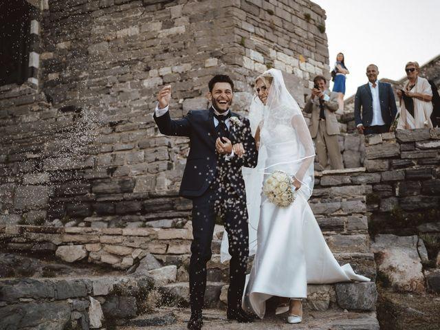 Il matrimonio di Marco e Valentina a Portovenere, La Spezia 15