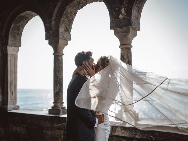 Il matrimonio di Marco e Valentina a Portovenere, La Spezia 17
