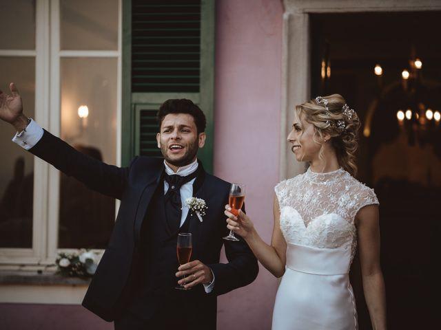Il matrimonio di Marco e Valentina a Portovenere, La Spezia 23