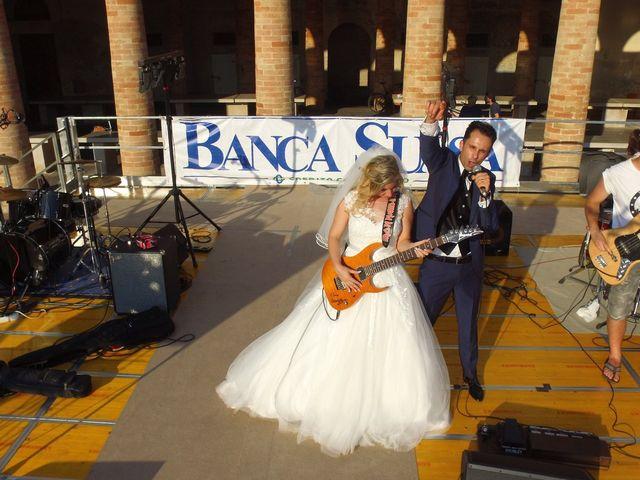 Il matrimonio di Davide e Valera a Senigallia, Ancona 17