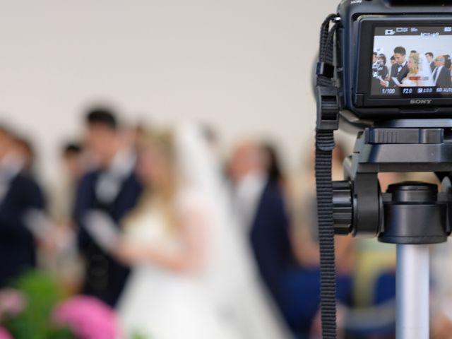 Il matrimonio di Davide e Valera a Senigallia, Ancona 21