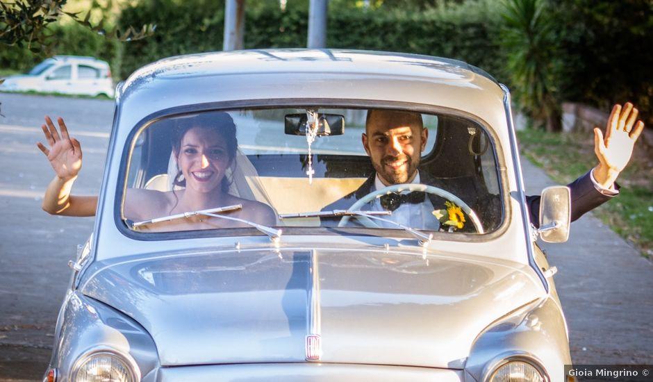 Il matrimonio di Matteo e Stella a Pistoia, Pistoia
