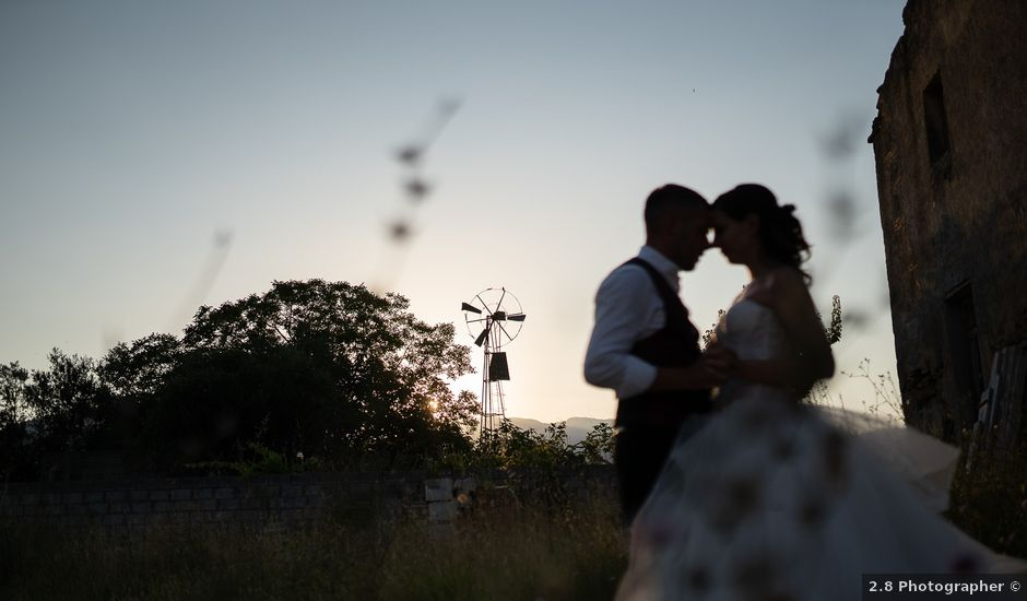 Il matrimonio di Stefano e Claudia a Tocco da Casauria, Pescara