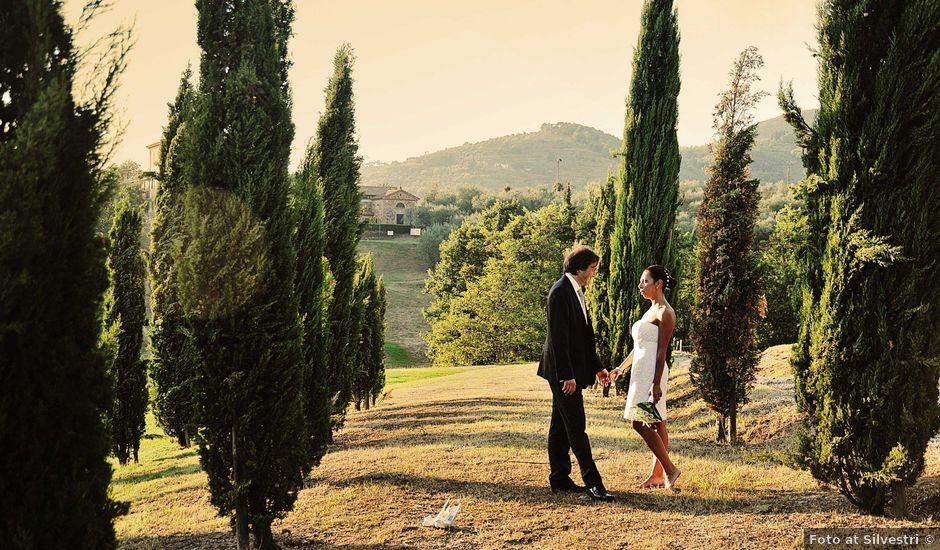 Il matrimonio di Alessio e Francesca a Ponte Buggianese, Pistoia