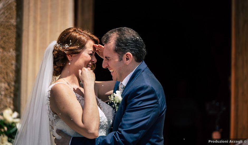 Il matrimonio di Daniele e Stefania a Scorrano, Lecce