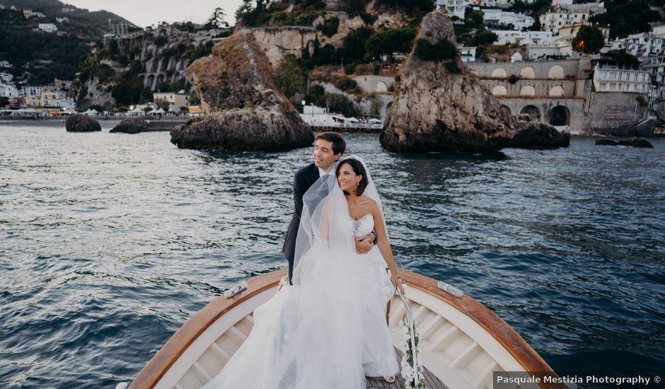 Il matrimonio di Alessandro e Susanna a Salerno, Salerno