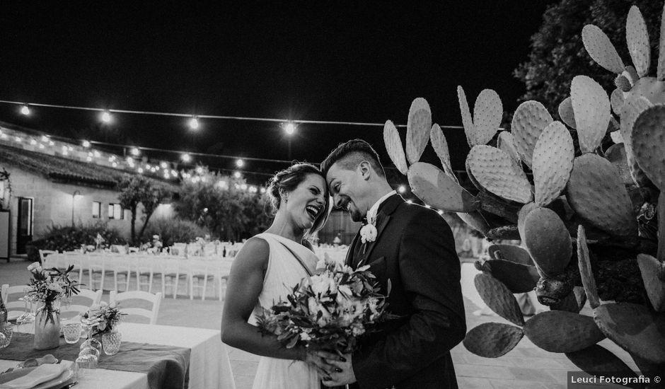 Il matrimonio di Luciano e Valentina a San Pietro Vernotico, Brindisi