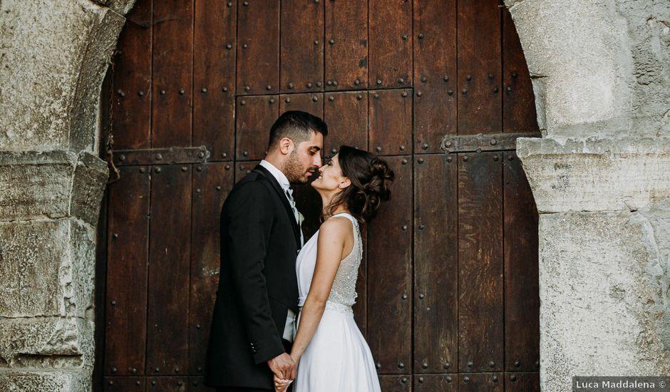 Il matrimonio di Massimiliano e Maria a Colle Sannita, Benevento