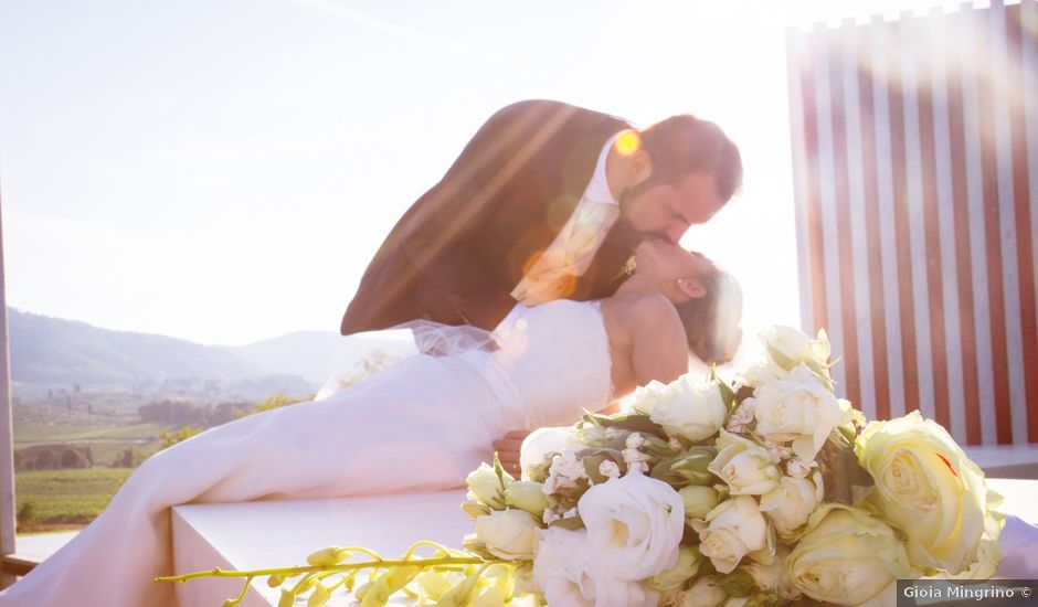 Il matrimonio di Emanuele e Sofia a Firenze, Firenze