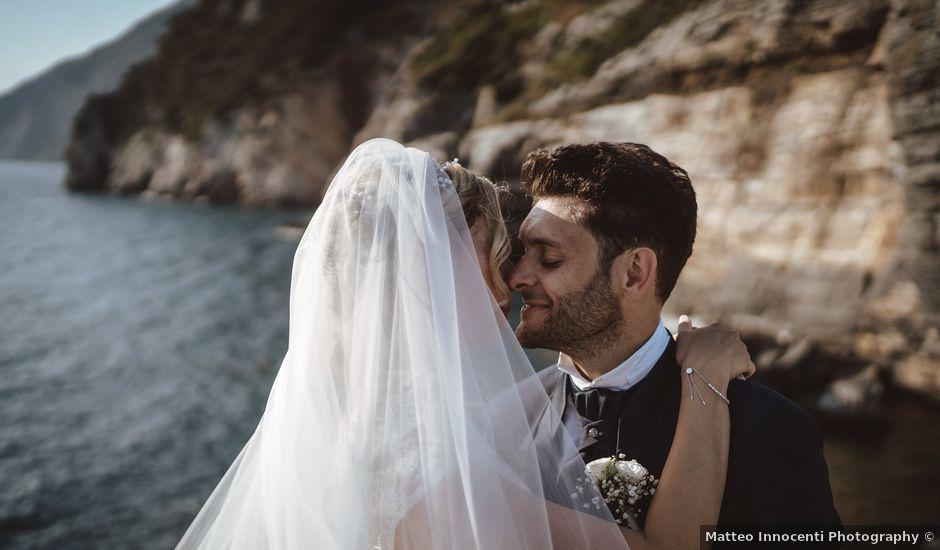 Il matrimonio di Marco e Valentina a Portovenere, La Spezia