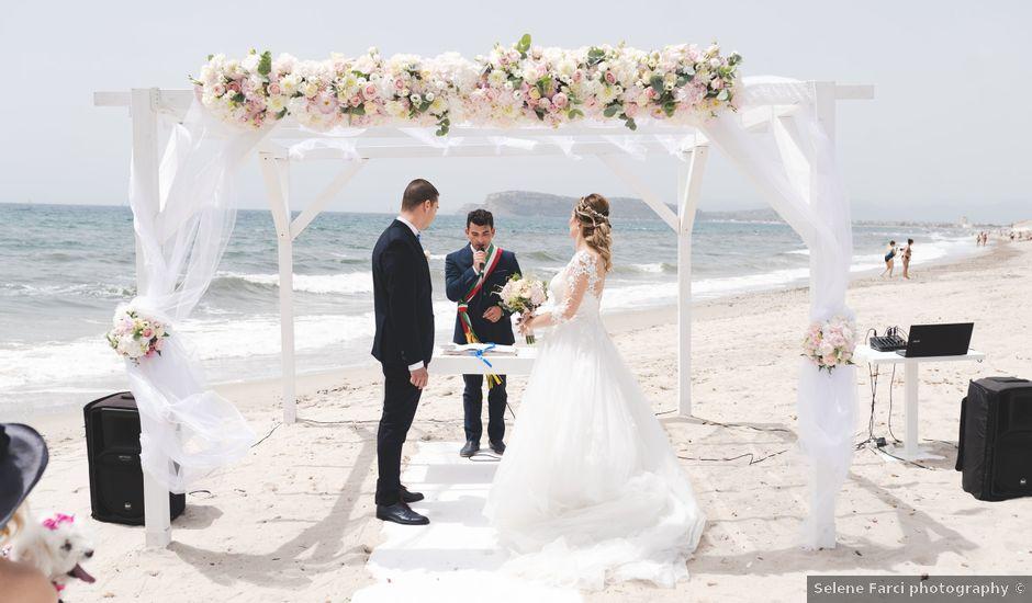 Il matrimonio di Sara e Cesare a Quartu Sant'Elena, Cagliari