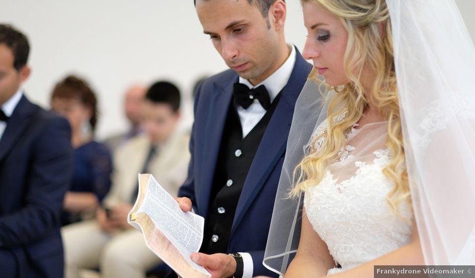 Il matrimonio di Davide e Valera a Senigallia, Ancona